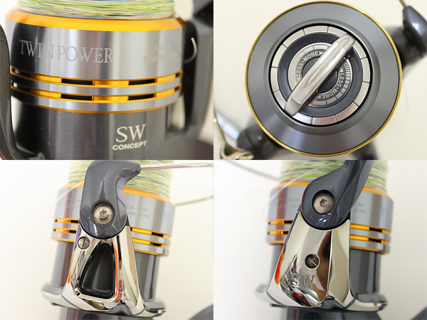 シマノ 09 ツインパワー SW8000HG