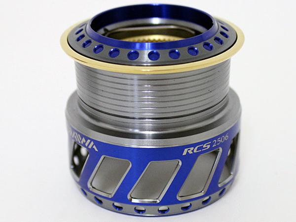 ダイワ RCS 2506 スプール ブルー
