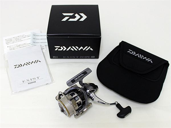 DAIWA ダイワ 12 EXISTイグジスト2510 PE-H