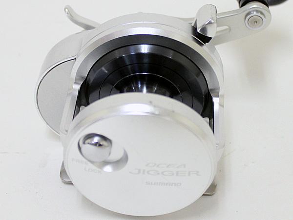 シマノ 11オシアジガー 1500HG