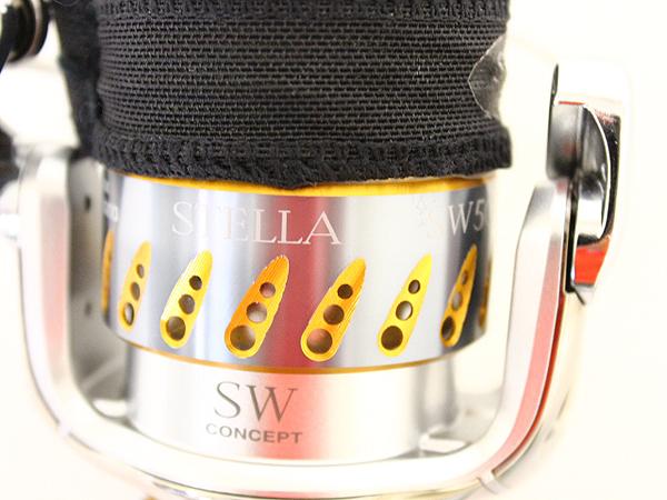 シマノ 08ステラ SW5000HG