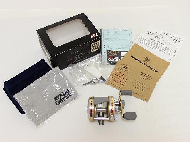 ABU アンバサダー 5500 C3 50周年アニバーサリー リミテッドエディション 限定 未使用品
