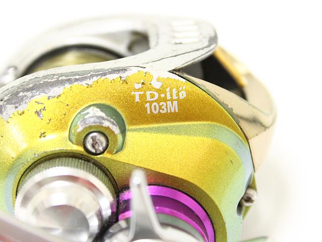 ダイワ TD Ito 103M 伊東限定モデル