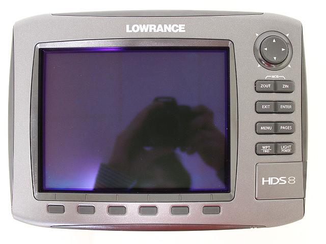 ローランス HDS-8 GEN2 LOWRANCE