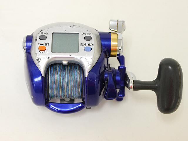 ダイワ ハイパータナコン 500fe 電動リール