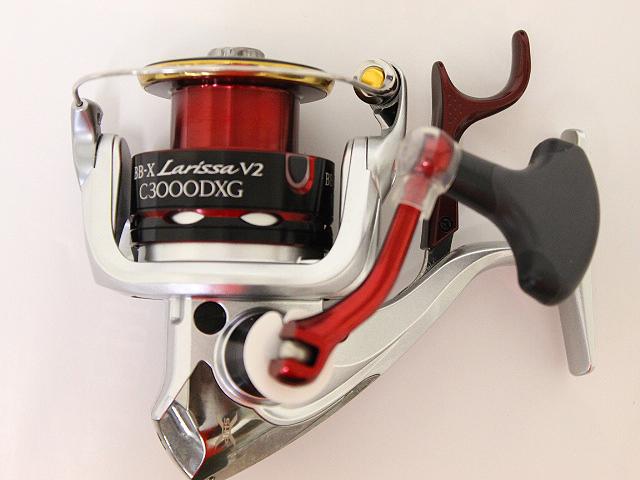 シマノ BB-X ラリッサV2 C3000DXG