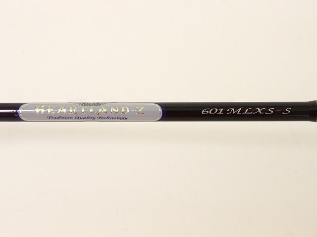 ダイワ ハートランドZ 601MLXS-S