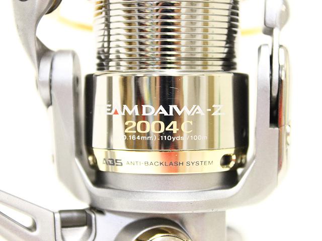 ダイワ チームダイワTD-Z 2004C