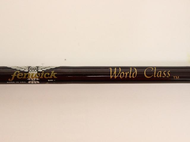 フェンウィック ワールドクラス WCF904 9ft 2pcs