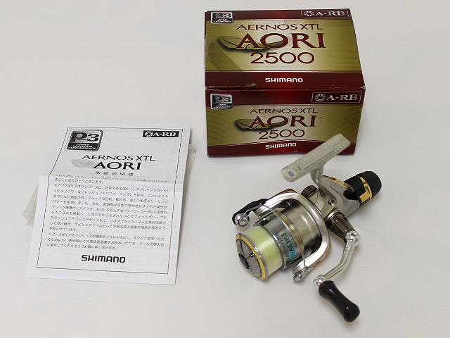 シマノ SHIMANO エアノス XTL アオリ 2500A