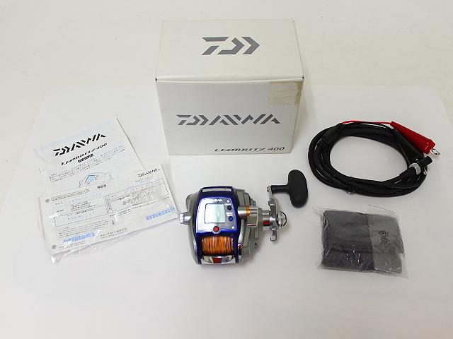 ダイワDAIWA レオブリッツ 400 電動リール 未使用品