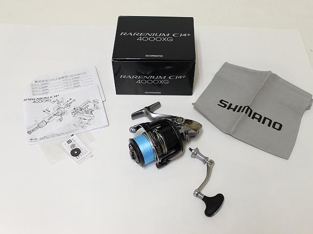 シマノ 12レアニウム C14+ 4000XG 未使用品