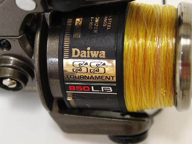 ダイワ ウィスカー SS トーナメント 850LB
