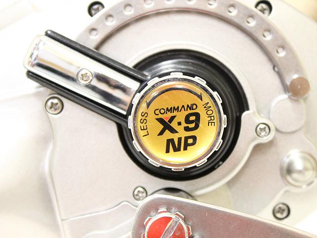 ミヤエポック コマンド X・9 NP 12V ミヤマエ