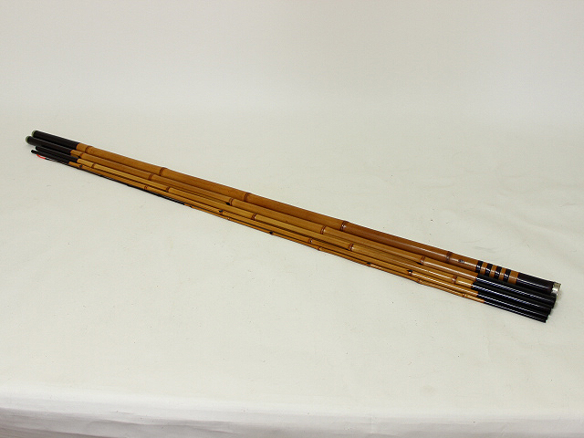 和竿 幸竹 5.4m 竹竿
