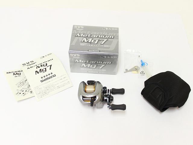 シマノ Shimano 07メタニウム mg7 左