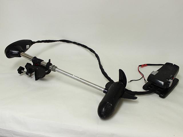 モーターガイド エレキX 12V 36lbs フットエレキ