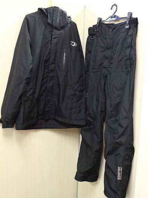 ダイワ ゴアテックス D3バリアスーツ D3-1100