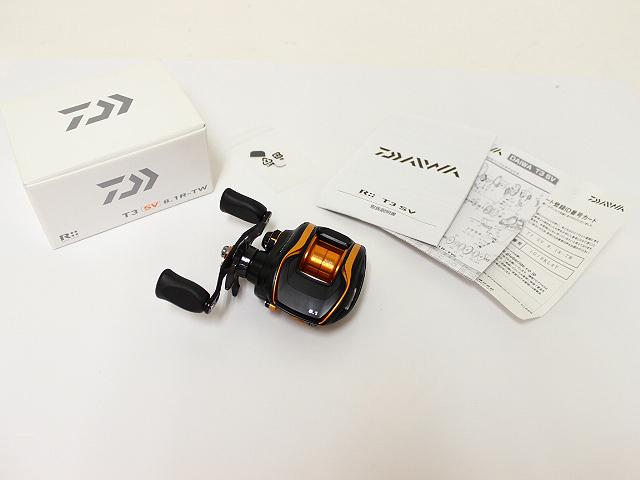 ダイワ Daiwa T3 SV 8.1R-TW