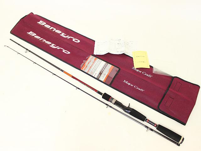 メジャークラフト ベニーロ BNC-632M