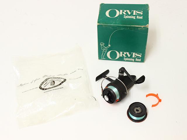 オービス ORVIS 75A 替スプール付