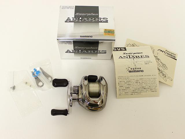 シマノ スコーピオン アンタレス RH220  買取