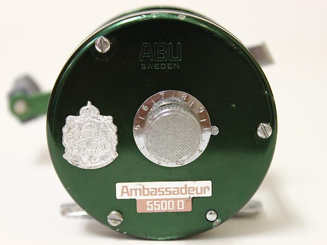 アブガルシア アンバサダー 5500D 買取