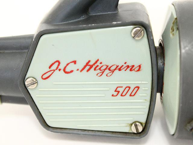 JC Higgins 500  買取