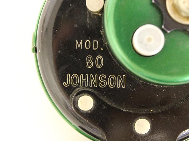 JOHNSON Model 80 ジョンソン 買取