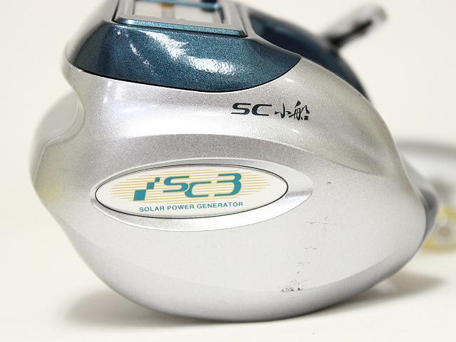 シマノ 11 SC 小船 800 リール買取