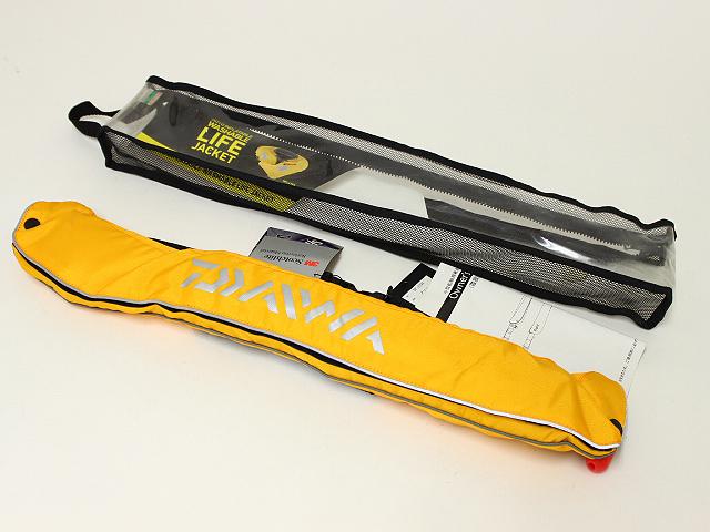ダイワ ウォッシャブルライフジャケット DF-2200 買取
